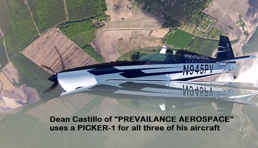 PICKER are used by Prevailance Aerospace