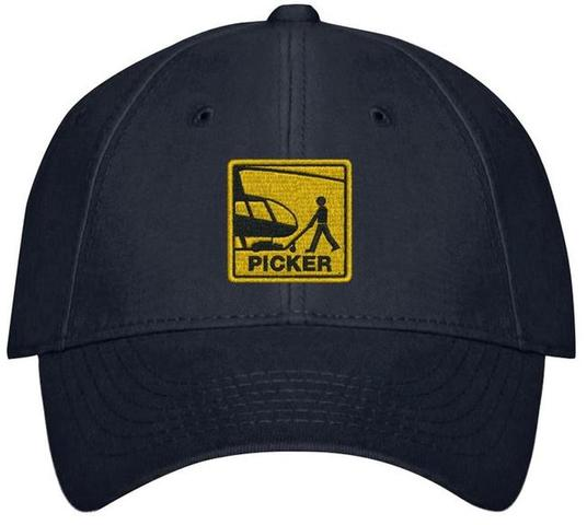 Baseball Cap for Copter-Pickers