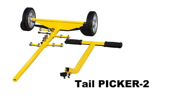 Tail PICKER-2, Tailwheel Aircraft Towbar