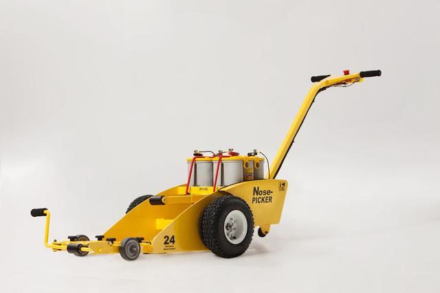 Nose-PICKER 24v Tug - Variable Speed