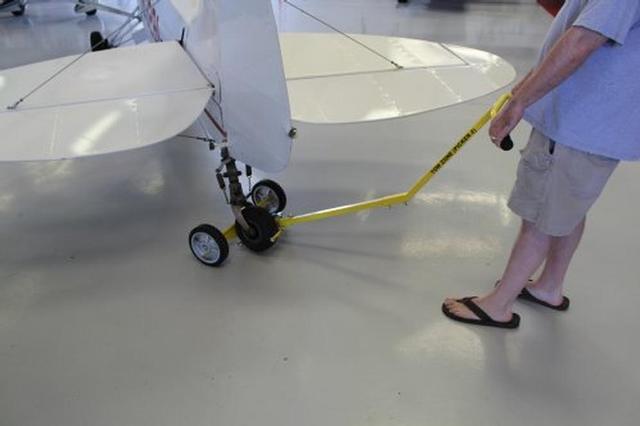 Tail PICKER-2 Manual Aircraft Tow Bar